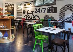 포트 호텔 텔 아비브 - 텔아비브 - 레스토랑