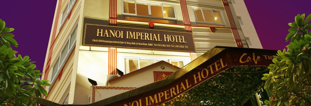 하노이 임페리얼 호텔 - 하노이 - 건물