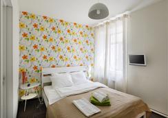 스테이션 호텔 G73 - 상트페테르부르크 - 침실