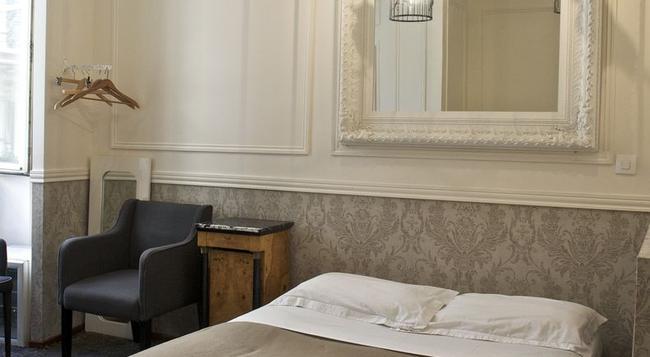 파리스 세인트 오노레 호텔 - 파리 - 침실