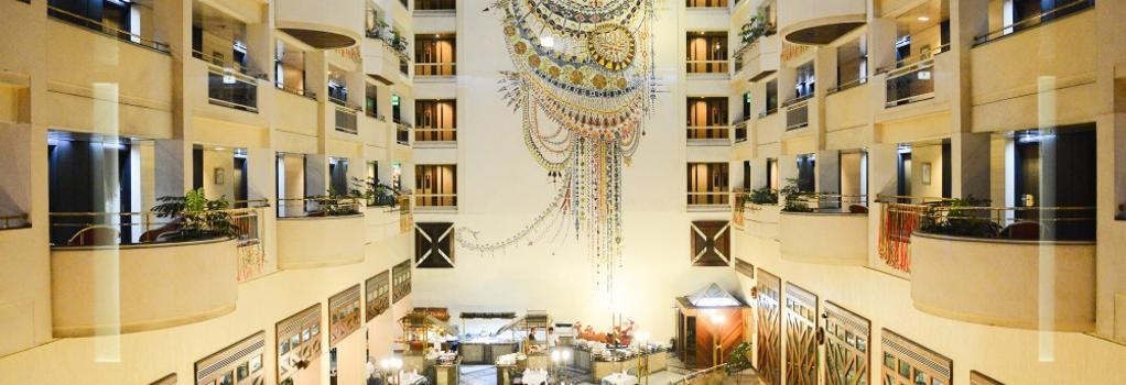 Laico Regency Hotel - 나이로비 - 레스토랑