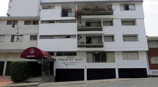 Hotel Del Oeste B&B - 칼리 - 건물
