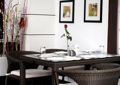 라 세린 호텔 - 하이데라바드 - 레스토랑