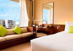 시티 가든 호텔 - 홍콩 - 침실