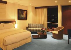 Blue Suites Hotel - 보고타 - 침실