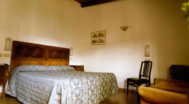 Albergo Del Sole Al Biscione - 로마 - 침실