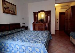 호텔 솔레 로마 - 로마 - 침실