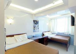 코스믹 게스트하우스 - 홍콩 - 침실