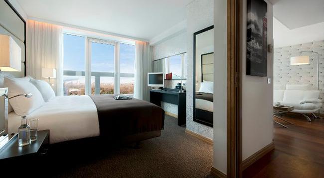 페스타나 첼시 브리지 호텔 앤 스파 - 런던 - 침실