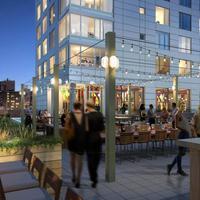 호텔 인디고 로어 이스트 사이드 Terrace/Patio