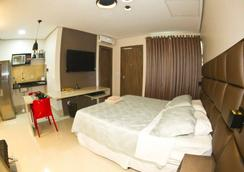 Innflat-business - 마나우스 - 침실