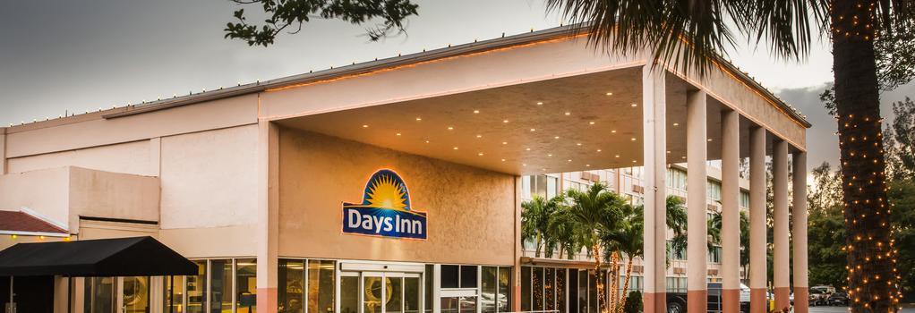 Days Inn Miami International Airport - 마이애미 - 건물