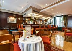 빌라 판테온 호텔 파리 - 파리 - 레스토랑