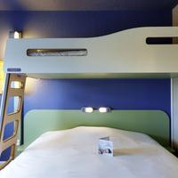 Ibis Budget Cergy Saint Christophe Guest room