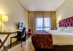 호텔 구아델레트 - 헤레스데라프론테라 - 침실