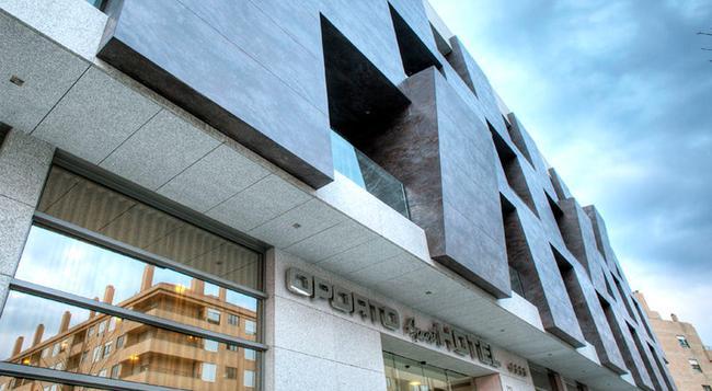 유로스타 오포르토 - 포르투 - 건물