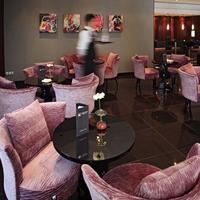 유로스타 호텔 데 레트라스 Hotel Bar