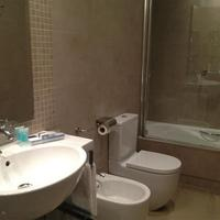 유로스타 패티오 드 코르도바 호텔 Bathroom