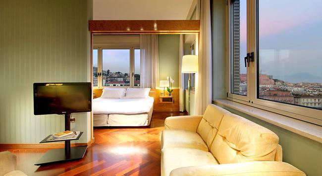 호텔 마제스틱 - 나폴리 - 침실