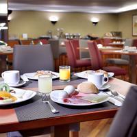 호텔 마제스틱 Breakfast Area