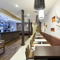유로스타 호텔 월 스트리트 Hotel Bar