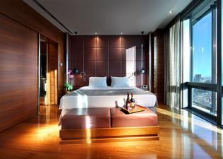 유로스타 마드리드 타워 호텔