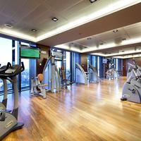 유로스타 마드리드 타워 호텔 Fitness Facility