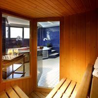 호텔 엑스 플라자 Sauna