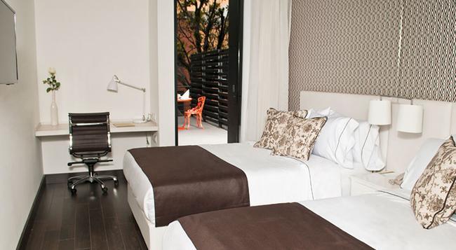 호텔 엑세 바카타 95 - 보고타 - 침실