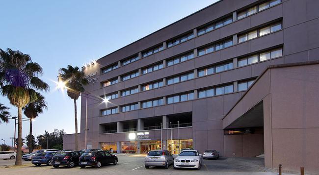 호텔 엑세 이슬라 카르투하 - 세비야 - 건물