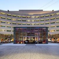 유로스타 그랜드 마리나 Gl 호텔 Hotel Front