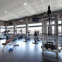 유로스타 그랜드 마리나 Gl 호텔 Fitness Facility