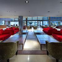 유로스타 그랜드 마리나 Gl 호텔 Lobby Lounge