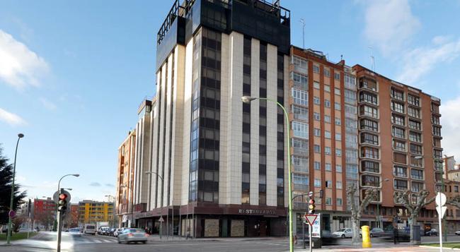 호텔 푸에르타 데 부르고스 - 부르고스 - 건물