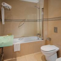 유로스타 자르주에라 파크 호텔 Bathroom