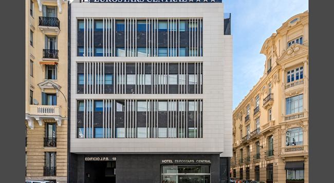 유로스타 센트럴 - 마드리드 - 건물