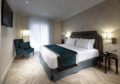 호텔 유로스타 카사 데 라 리리카 - 마드리드 - 침실