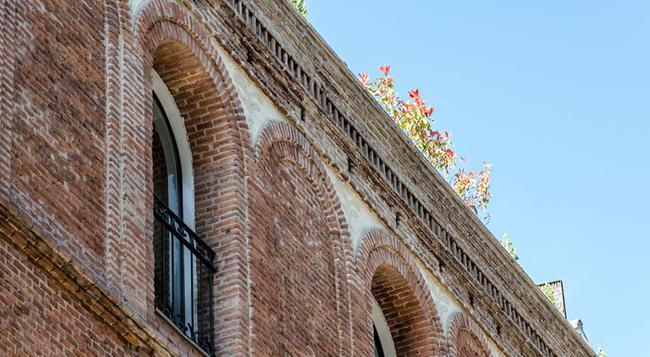호텔 유로스타 카사 데 라 리리카 - 마드리드 - 건물