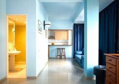 호텔 애틀란타 - 라스팔마스데그란카나리아 - 침실