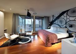 유로스타 Bcn 디자인 - 바르셀로나 - 침실