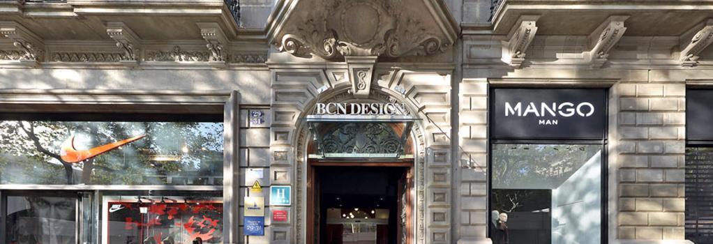 유로스타 Bcn 디자인 - 바르셀로나 - 건물