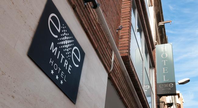 호텔 엑세 미트레 - 바르셀로나 - 건물