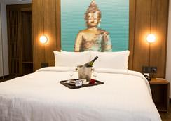 Ikonik Hotel Puebla - 푸에블라 - 침실