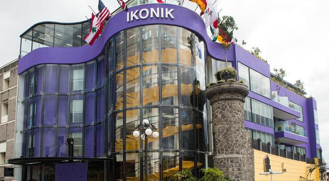 Ikonik Hotel Puebla - 푸에블라 - 건물