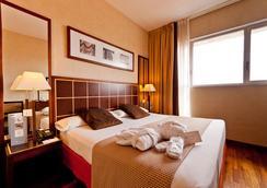 유로스타즈 호텔 - 톨레도 - 침실