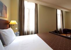유로스타 로마 아테르나 호텔 - 로마 - 침실