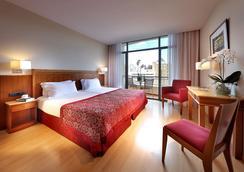 아스토리아 호텔 - 말라가 - 침실
