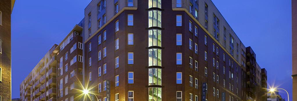유로스타즈 레온 호텔 - 레온 - 건물