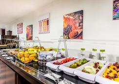엑세 라스 칸테라스 호텔 - 라스팔마스데그란카나리아 - 레스토랑