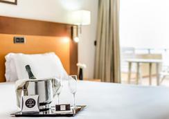 엑세 라스 칸테라스 호텔 - 라스팔마스데그란카나리아 - 침실